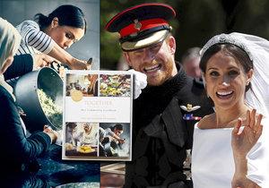 Princezna kuchtička? Vévodkyně Meghan překvapila prvním královským projektem