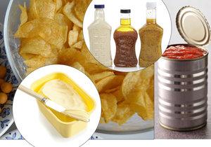 Potraviny, které škodí našemu zdraví