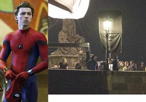 Natáčení Spider-Mana s Tomem Hollandem v Česku je pořádně drahá sranda: Štáb tu nechá 240 milionů korun!