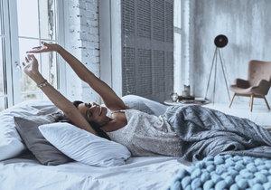 V jaké ložnici se dobře usívá i probouzí?