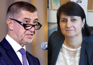 Kuza syrských sirotků: Šojdrová se po setkání s Babišem radovala. Premiér ale dál děti v Česku nechce