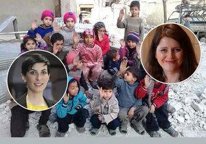 Maláčová proti Babišovi: Syrské sirotky se podaří najít a měli bychom jim pomoci. Adamová: Směšné číslo
