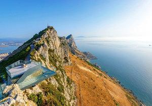 Na Gibraltaru vznikla jedna z nejpůsobivějších vyhlídek.