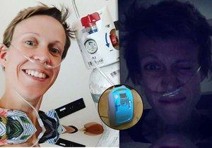 Pavla Dandová bojovala se zdravotní pojišťovnou i s rakovinou.