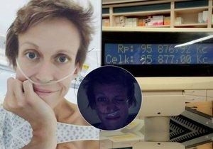 Věděla jsem, že mi pojišťovna léčbu možná neuhradí, připustila máma Pavla. Zemřela na rakovinu
