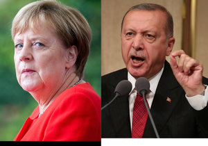 Německá kancléřka Angela Merkelová nebude na státní večeři uspořádané pro tureckého prezidenta Recepa Erdogana.