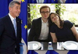 Manžel ministryně končí pod Babišem. Ten ztrácí tři důležité odborníky na EU