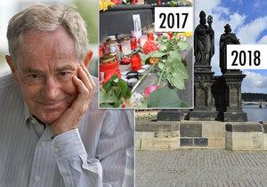 Smutné výročí tragické smrti herce Jana Třísky (†80): Po roce ani svíčka!