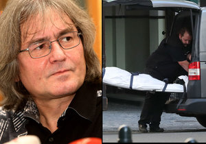 Záhada posledních hodin života Bohumila Kulínského (59): Utekl z nemocnice a umřel.
