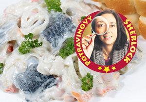 Test rybích salátů v majonéze už zítra!