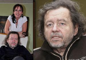 Rozvádějící se král dechovek na TV Šlágr Karel Peterka (67): Milenka mu dala košem! Poté, co ho načapala manželka...