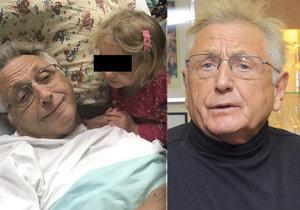 Mrazivá slova Jiřího Menzela (80) o smrti: Nechci dlouhý a blbý umírání. Pohřeb taky nechci.