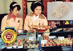 Nad dnešním rybím salátem v majonéze by obě seriálové prodavačky zřejmě žasly.