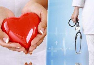 Nemoci srdce jsou největším zabijákem.