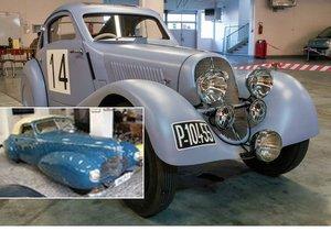 Do expozice v Pavilonu A se podařilo získat unikátní meziválečné vozy s aerodynamickými karoseriemi – Aero 50 Dynamik a Aero 750 Sport Coupé