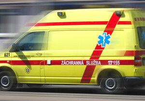 Otřesná nehoda na Plzeňsku: Řidič při couvání srazil dítě! Je ve vážném stavu