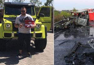 Utajované informace k nehodě Jana Kočky ml. (†28): Obětí mohlo být víc, připouští státní zástupce