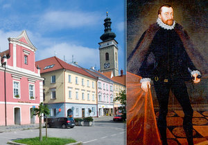 Se Soběslaví bývá spojována Zuzana Vojířová, poslední milenka posledního Rožmberka.