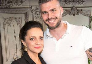Lucie Bílá (52) po návratu k zajíčkovi Filipimu (35): Z milence udělala svého muže
