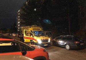 Zemřelo vážně zraněné dítě ze Strašnic: Policie případ vyšetřuje