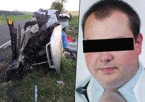 Lékař pil a boural: Jednoho kamaráda zabil, druhého zranil, dostal podmínku!