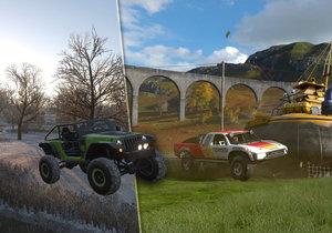 Forza Horizon 4 je jednoznačně závodní hrou roku.