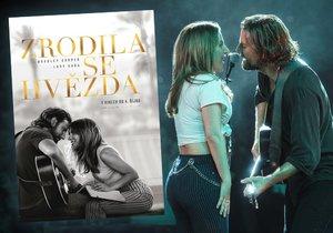 Zrodila se hvězda: Lady Gaga v romantickém filmu roku rozhodla o dalších Oscarech. V českých kinech od 4. října 2018.