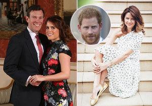 Princezna Eugenie hubne do svatebních šatů! S dietou jí pomáhá výživová poradkyně prince Harryho