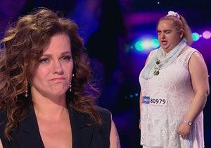 Růžena z Talentu rozplakala Jandovou.