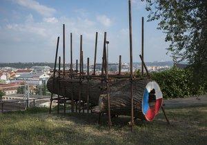 Landscape festival stále oživuje Prahu! Kde objevíte poslední instalace?