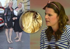 Štiková válčí s dcerami kvůli zničeným vlasům! Charlotte s Ornellou de*ilně lžou, tvrdí Monika.