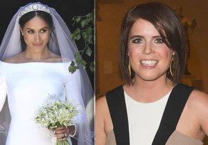 Jaké svatební šaty si pro svůj velký den zvolí princezna Eugenie?!