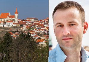 Ve Znojmě zůstává starostou Jan Grois z ČSSD. Koalici tvoří společně s ANO  a ODS b33699f160
