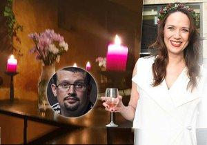 Tereza Kostková se měla tajně vdát na konci srpna.