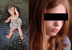 Pedofilní vrah kontaktoval holčičku z dětského domova.
