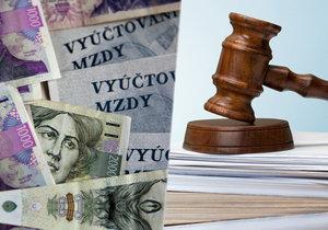 Zaměstnanci v justici dostanou od Nového roku přidáno. Průměrně dosáhnou mzdy 30 000 Kč.