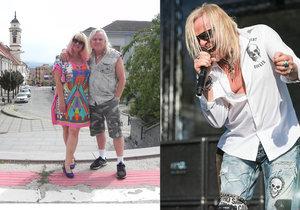 Rocková hvězda Bernie Shaw z Uriah Heep: Manželku má ze Slovácka a od fanynek chce chléb a klobásky