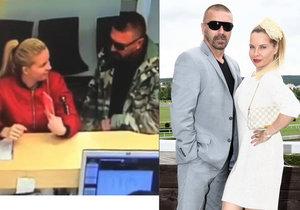 """Z Kristelové je """"paní Řepková""""! Vzali se s Tomášem, aby se vyhnuli trestu?"""