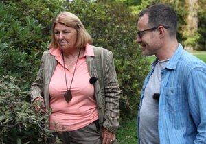 Boj proti chorobám v okrasné zahradě