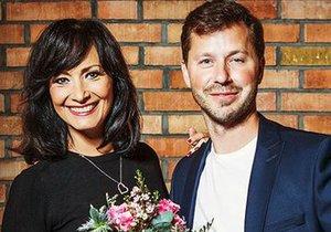 Daniela Šinkorová a Michal Padevět ve StarDance