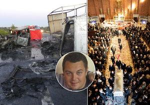Pompézní obřad pobouřil matku druhé oběti nehody Miloslava (†28): Je mi na blití!