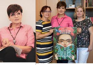 Eva Katrušáková, ředitelka organizace Celé Česko čte dětem: Čtěme dětem 20 minut denně