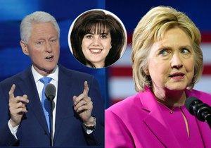 Podle Hillary Clintonové nebyla aféra jejího muže důvod k rezignaci.