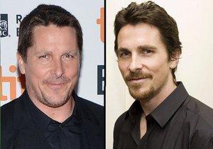 Christian Bale je muž mnoha tváří...