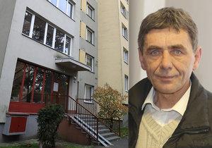 """Bezdomovce Františka (56) obrala dvojice o 30 milionů ● Peníze má zpátky, ale... Teď ho ždímají """"kamarádi""""!"""