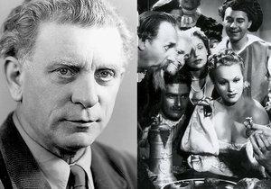 Nejrespektovanější herec první republiky Zdeněk Štěpánek (†71): Nepodařená sebevražda!