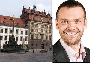 Staronovým primátorem Plzně se stane Martin Baxa z ODS.