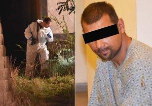 Muž (28) měl v Plzni zavraždit důchodce. Patrně trpí schizofrenií. Soud ho poslal do vazby.