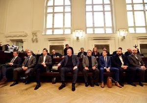 Soud s Rittigem a Dvořákem pokračuje: Bývalý ředitel DPP se zastal kamaráda lobbisty a odmítl všechna nařčení