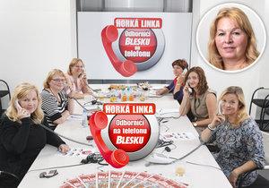 S problematikou nezaměstnanosti čtenářům Blesku poradila Bc. Vendulka Šachová.
